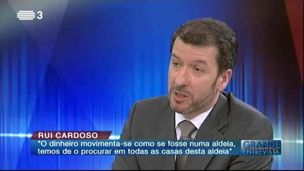 Rui Cardoso...