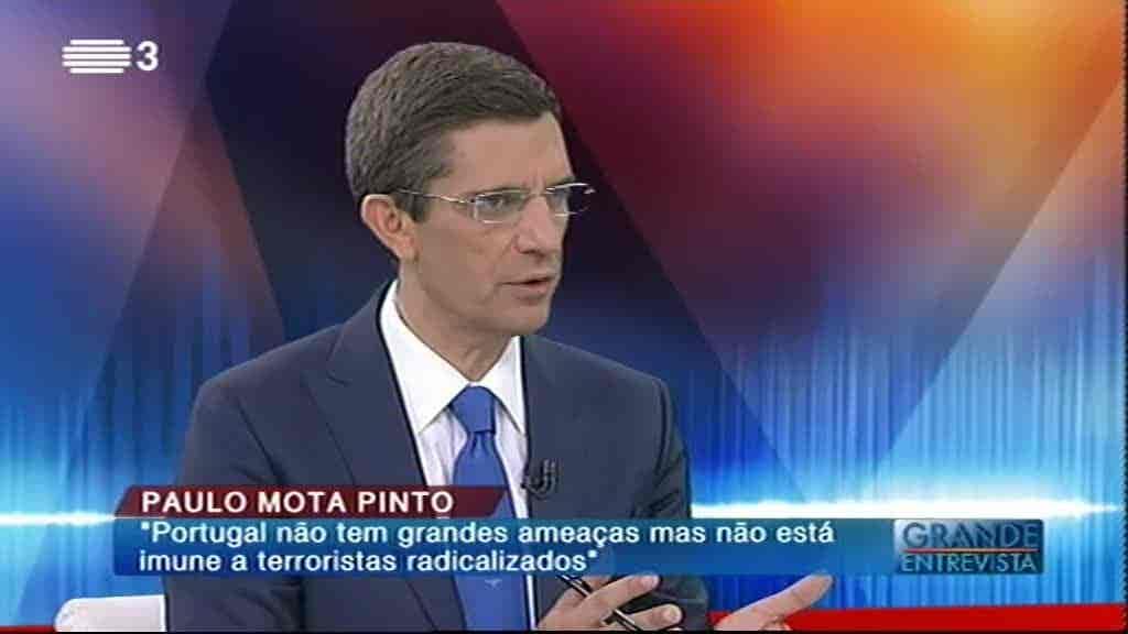 Paulo Mota Pinto...