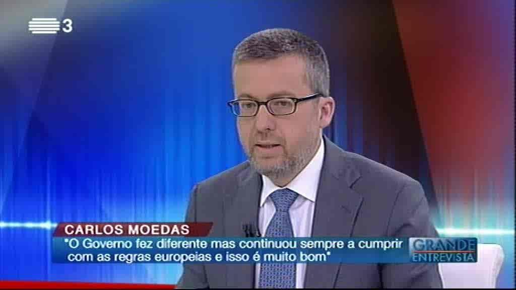 Carlos Moedas...