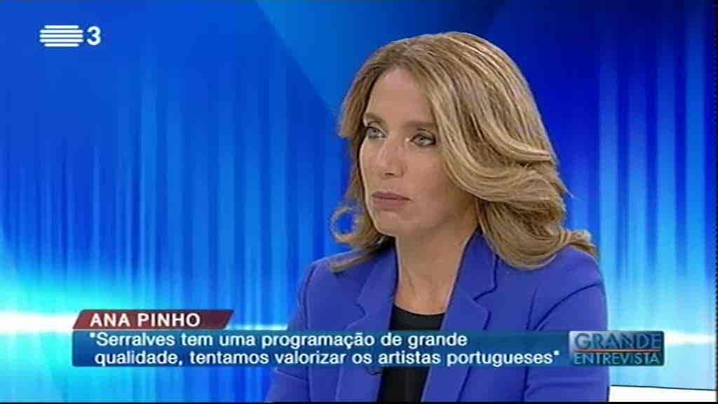 Ana Pinho...