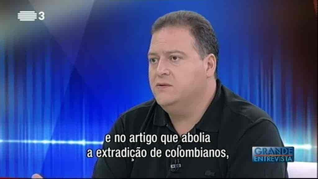 Juan Pablo Escobar...