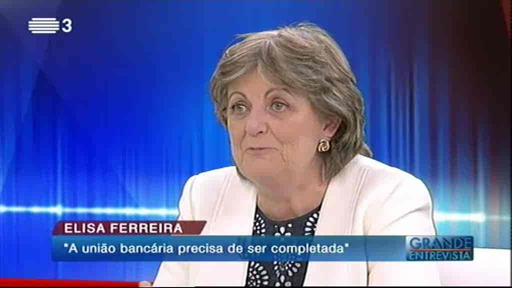 Elisa Ferreira...