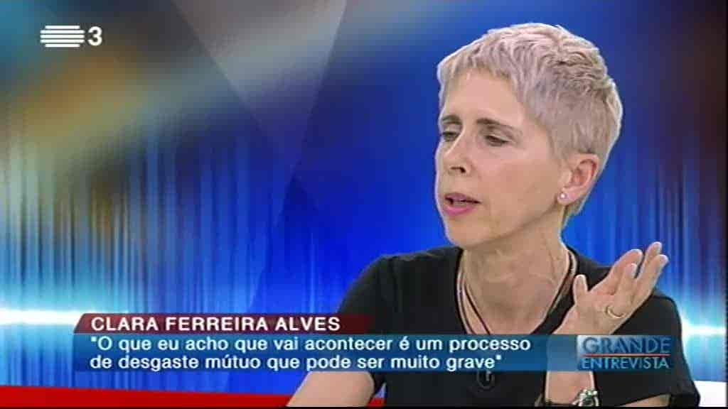 Clara Ferreira Alves...