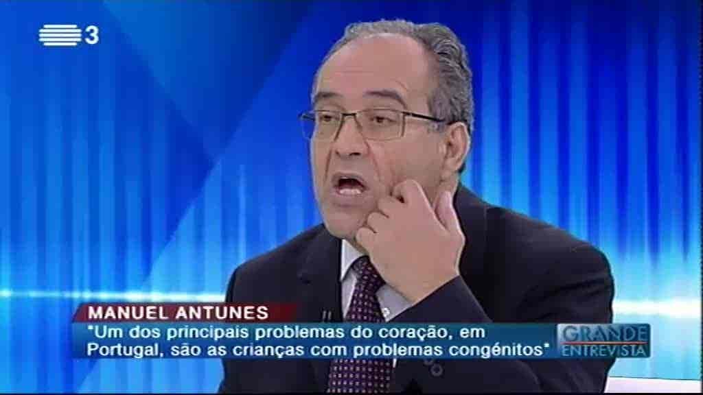 Manuel Antunes...