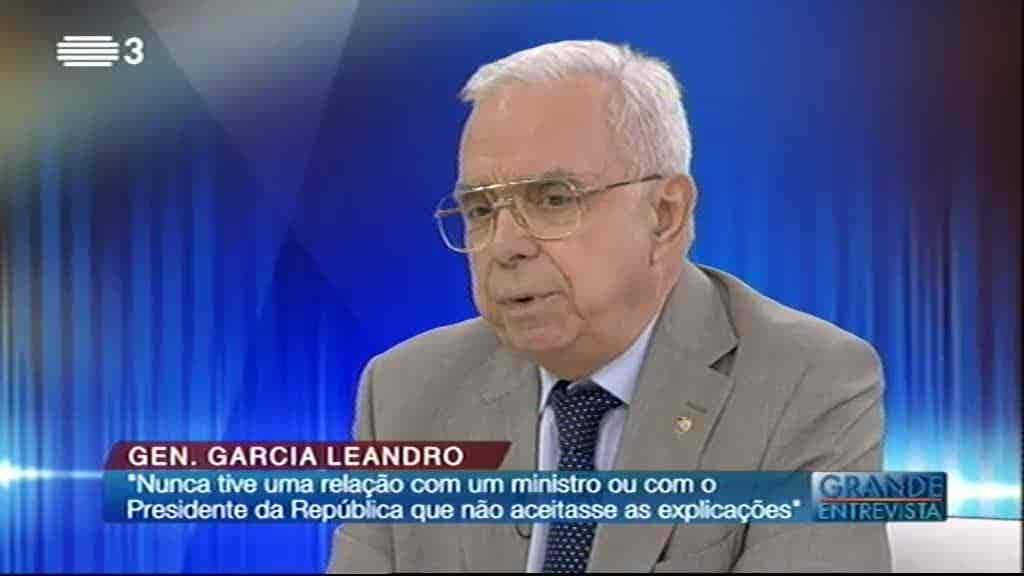 Gen. Garcia Leandro...