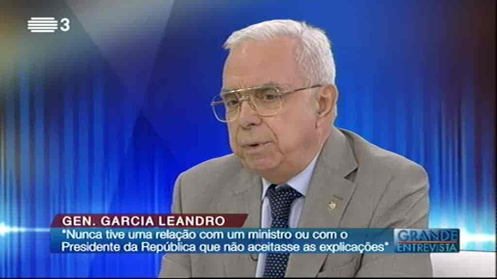 Gen. Garcia Leandro