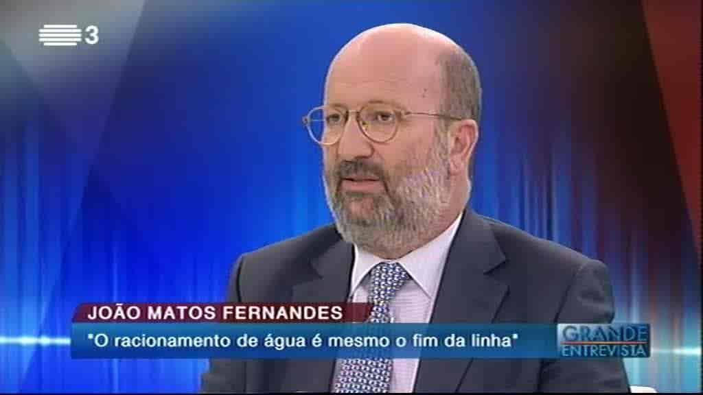 João Matos Fernandes...