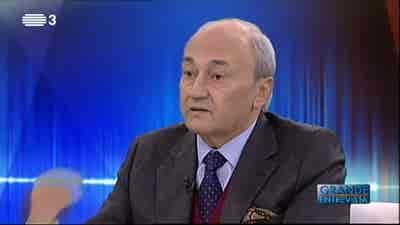 Grande Entrevista - António Mega Ferreira