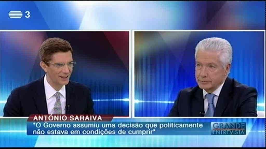 António Saraiva...