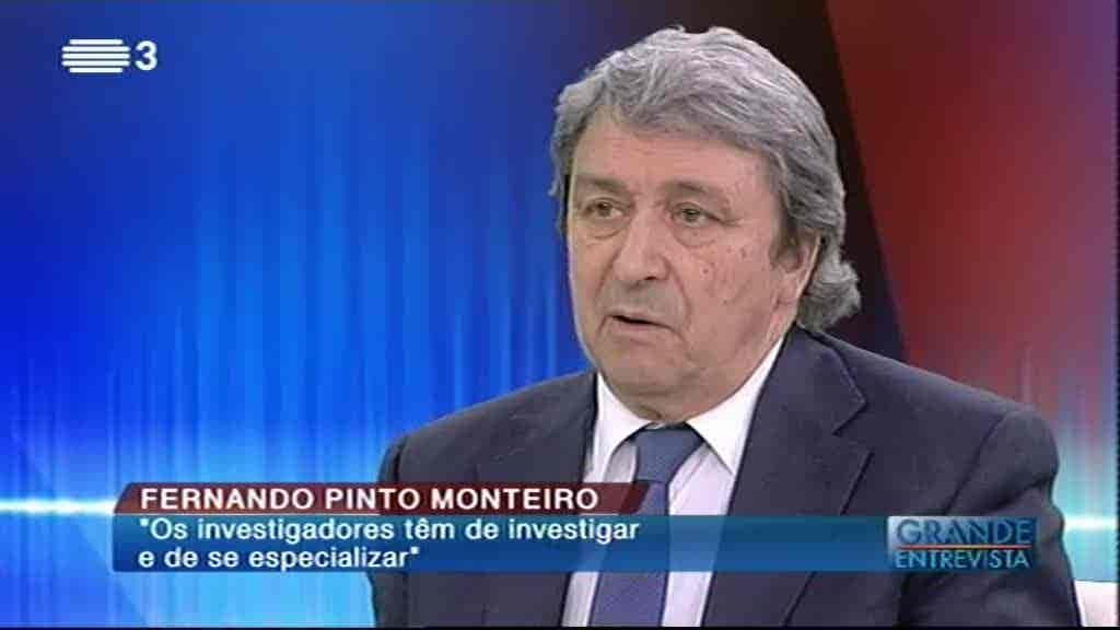 Fernando Pinto Monteiro...
