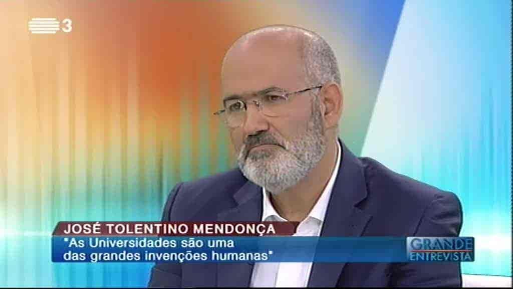 José Tolentino Mendonça...