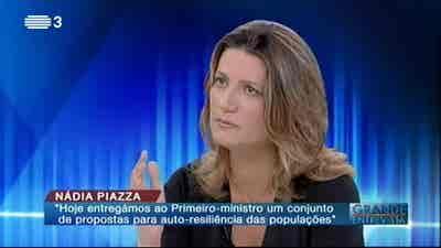 Grande Entrevista - Nádia Piazza