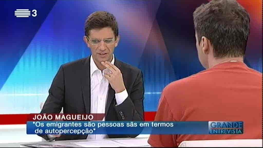João Magueijo...