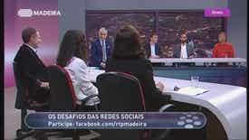 Interesse Público - Redes sociais