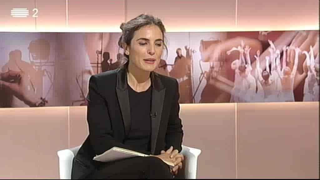 Convidados Aida Tavares, José Maria ...