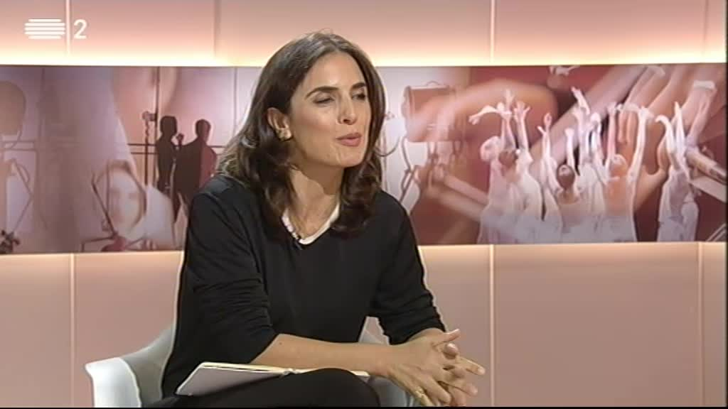 Convidados: António Jorge Gonçalves, Isabela Figueiredo, Vera San Payo de Lemos
