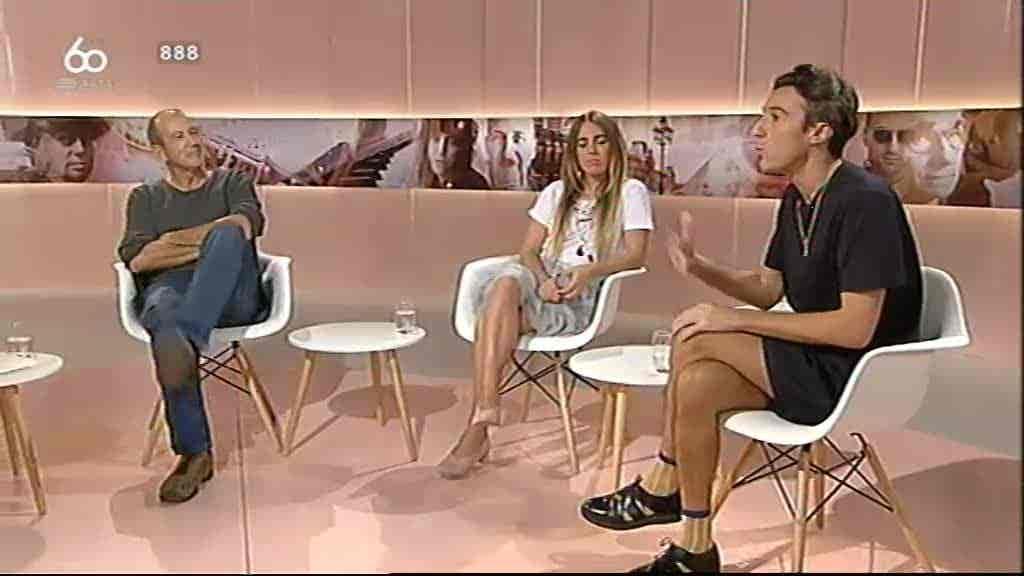 Convidados: André e. Teodósio, Gisela João, Rui Horta