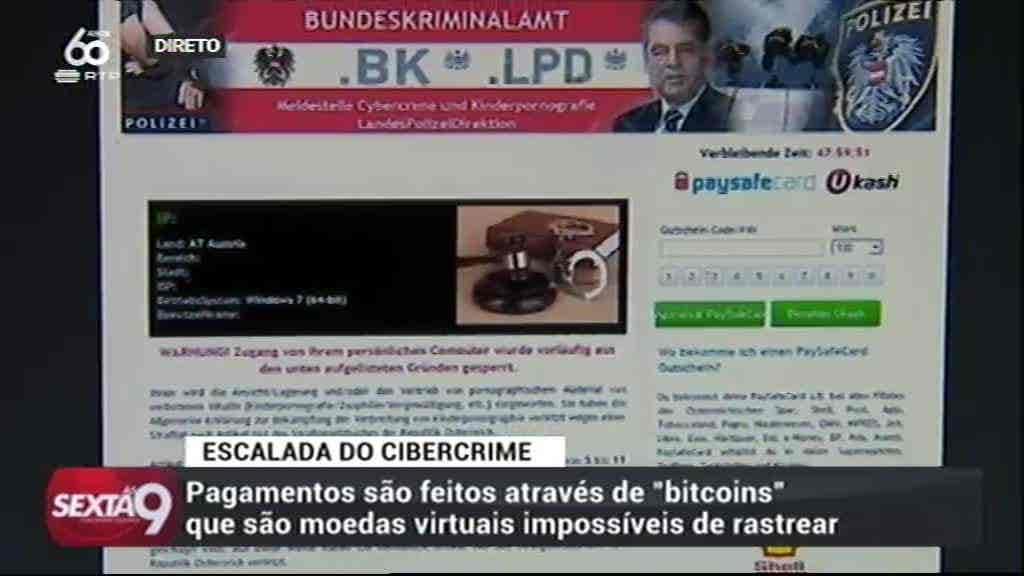 Sequestros Informáticos...