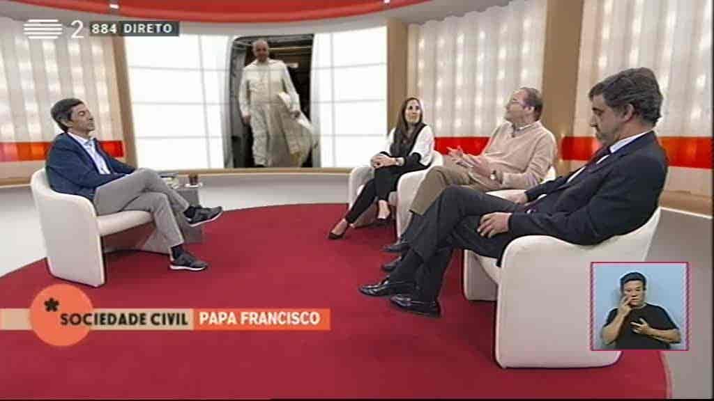 Papa Francisco...