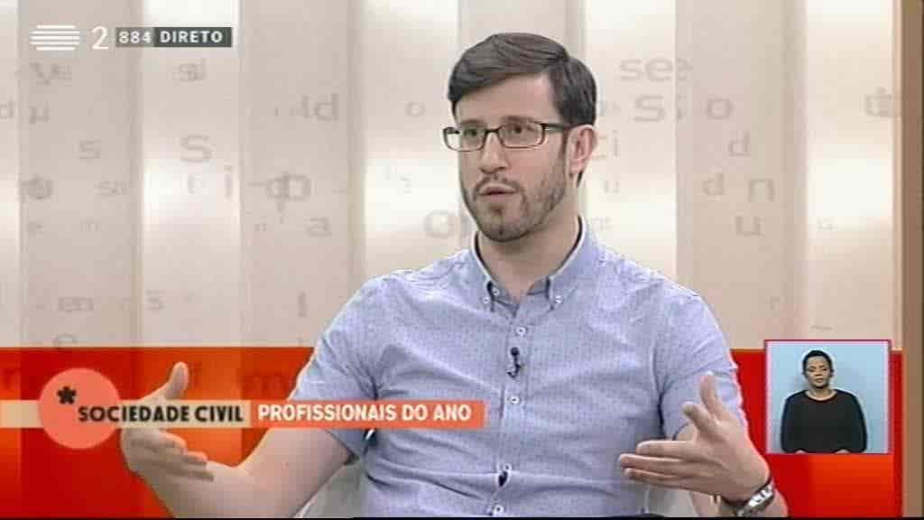 Profissionais Portugueses de Destaqu...