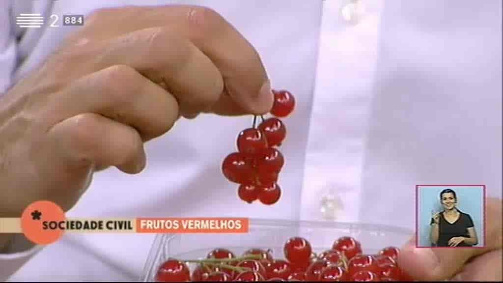 Frutos Vermelhos...