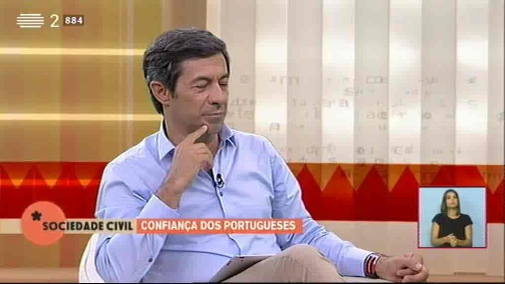 Confiança dos Portugueses...