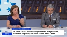 60 Anos Tratado de Roma