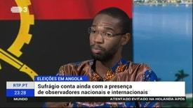 ESPECIAL 3 - Eleições em Angola