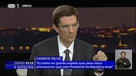 Entrevista ao Ex-Presidente da República