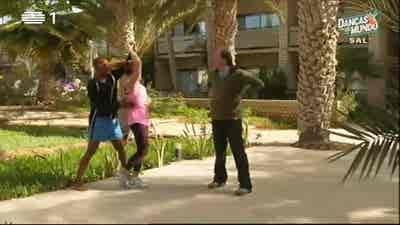 Danças do Mundo - Ilha do Sal, Cabo Verde