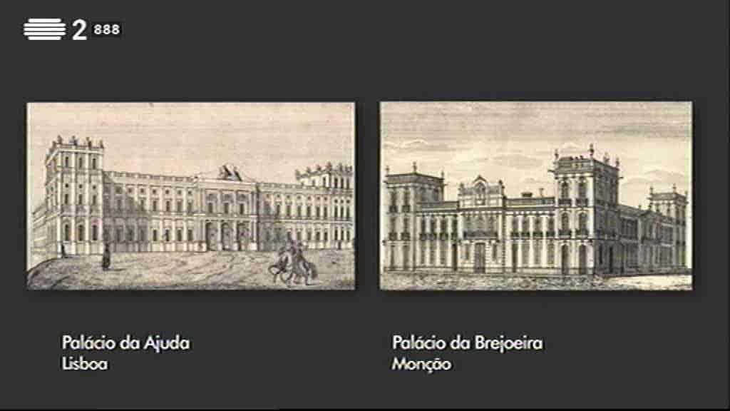 Palácio da Brejoeira, Monção...