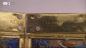 Visita Guiada - Tríptico da Paixão de Cristo em Esmalte de Limoges, Museu de Évora