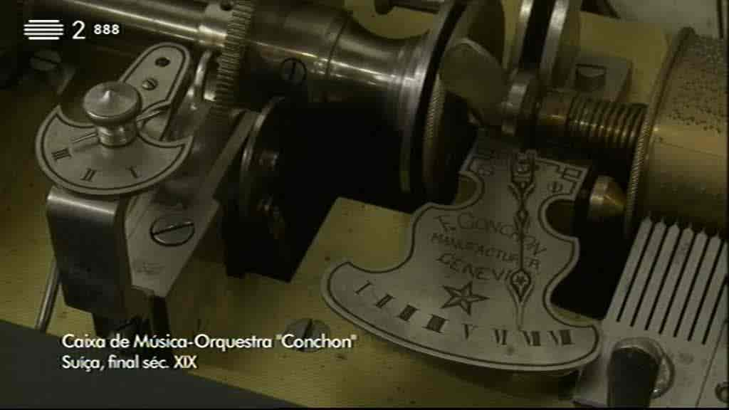 Museu da Música Mecânica, Palmela...
