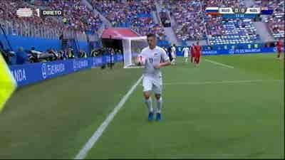 Futebol: Taça das Confederações 2017 - Rússia x Nova Zelândia