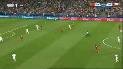Futebol: Taça das Confederações 2017 - Portugal x Chile