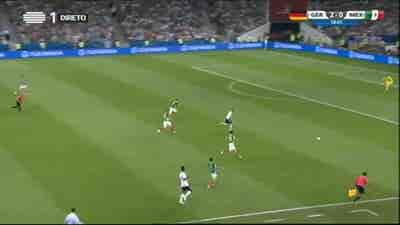 Futebol: Taça das Confederações 2017 - Alemanha x México