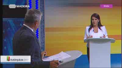 Autárquicas (Madeira) 2017 - Ribeira Brava