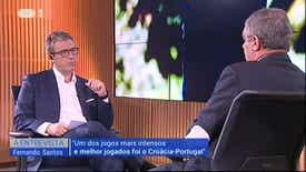 Fernando Santos: A Entrevista