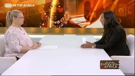 Grande Entrevista África - Janira Hopffer Almada