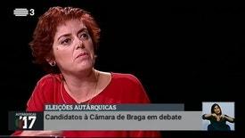 AUTÁRQUICAS 2017 - Braga