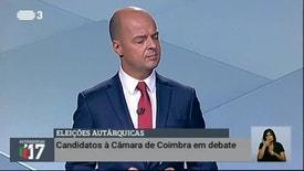 AUTÁRQUICAS 2017 - Coimbra