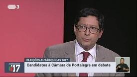 AUTÁRQUICAS 2017 - Portalegre