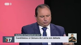 AUTÁRQUICAS 2017 - Leiria