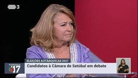 AUTÁRQUICAS 2017 - Setúbal