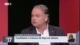 AUTÁRQUICAS 2017 - Beja