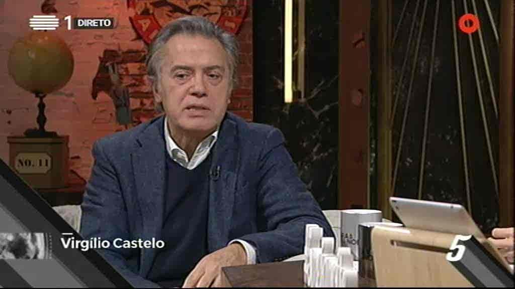 Virgílio Castelo, Paula Bobone, Hugo...
