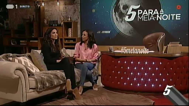 5 Para a Meia-Noite - Mariza, Daniela Ruah, Bordalo