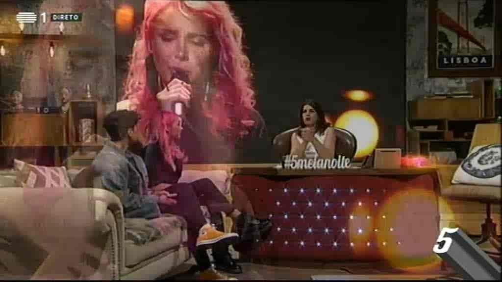 Aftershow - Aurea, Cláudia Pascoal e...