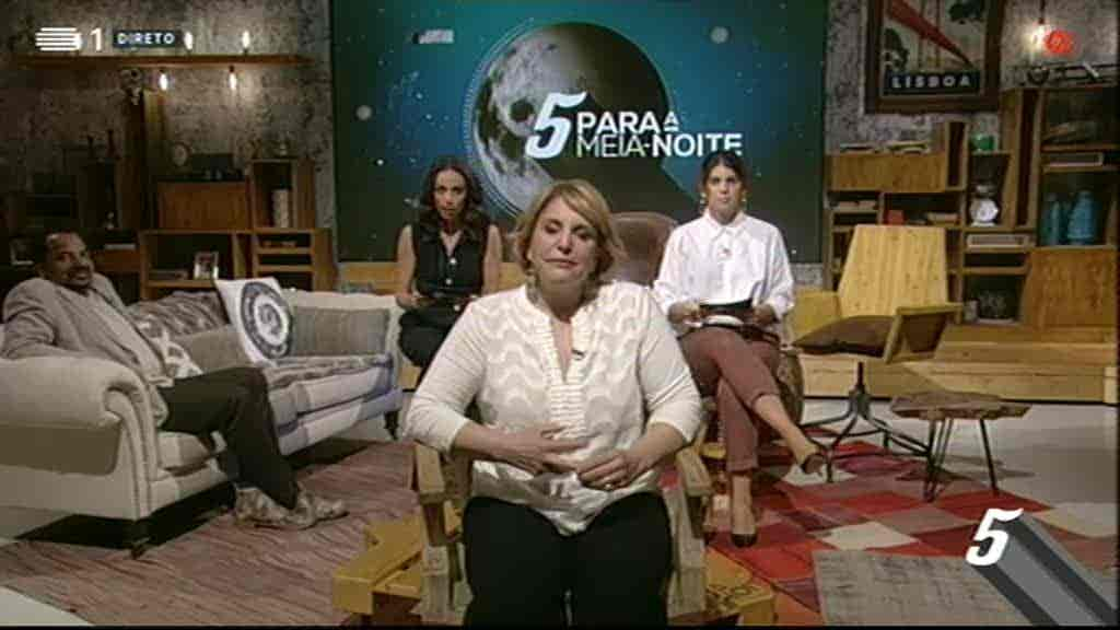 Dina Aguiar, Bonga, Diogo Batáguas, ...