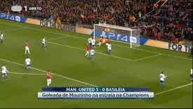 Futebol: Liga dos Campeões - Flash e Gol